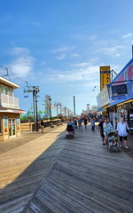 Seaside Heights (SurFeRGiRL30) Tags: seasideheightsnj seasideheights boardwalk people families nj newjersey beautiful sun sunny blueskies bluesky