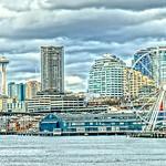 Seattle Skyline:Vista thumbnail
