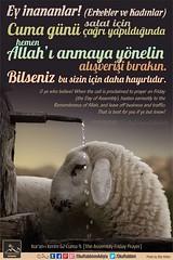 Happy Fridays (Oku Rabbinin Adiyla) Tags: allah kuran islam ayet ayetler ayetullah hadis sünnet torah bible jesus church islamic muslim rahman oku