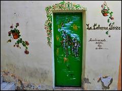 La Taberna Iberica (collage42 -Pia-Vittoria//OFFF) Tags: spagna spain espana taberna porta ingresso entrada nikond90 puerta