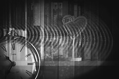 time drifting (words and memories) (Neko! Neko! Neko!) Tags: blackandwhite blackwhite bw mono monochrome surreal surrealism symbolism words memories time meanings ideas daydream daydreaming drift emotions feelings subconscious expression expressionism