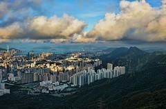 Kowloon Peak sunrise onwards 30.6.17 (23) (J3 Tours Hong Kong) Tags: hongkong kowloonpeak