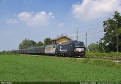 Mercitalia E193.643 (Marco Stellini) Tags: mercitalia rail e193 vectron siemens mrce marcegaglia merci coils acciaio treno ferro