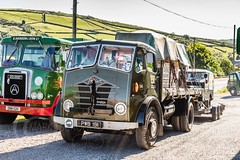 Last Motormans Run June 2017 026 (Mark Schofield @ JB Schofield) Tags: road transport haulage freight truck wagon lorry commercial vehicle hgv lgv haulier contractor foden albion aec atkinson borderer a62 motormans cafe standedge guy seddon tipper classic vintage scammell eightwheeler