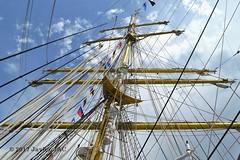 El Velero Rumano Mircea es un velero del tipo barca de tres mástile  (52) (javier_cx9aaw) Tags: elero rumano mircea