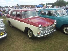 1961 Austin A55 Cambridge (quicksilver coaches) Tags: austin a55 cambridge farina 748cgp gaydon