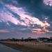 Sunset - Lignano Sabbiadoro, Italy - Travel photography