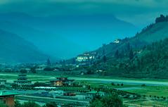 Bhutan Airport (Tarun Chopra) Tags: bhutan canoneosm5 2017