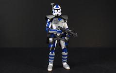 Custom Star Wars The Black Series ARC Trooper Fives (LegoMatic9) Tags: custom star wars the black series arc trooper fives