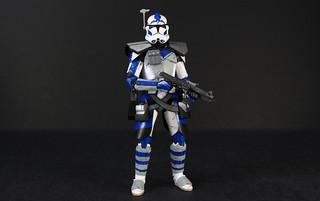 Custom Star Wars The Black Series ARC Trooper Fives