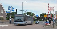 RET 3437 (ex-Hermes)   Hoek van Holland (lry.97) Tags: man lions city a37 nl283 hermes ret ns 3437 hoekse lijn bus metro hoek van holland haven strand