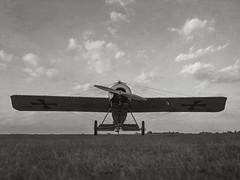 StowMaries-81 (Steven Reid - Reid Photographic) Tags: aircraft e111 eindecker fokker heritage rfc royalflyingcorp vintage ww1 worldwarone aviation stowmaries
