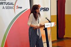 Autárquicas 2017: apresentação de candidatura de Anabela Caixeiro à Câmara Municipal de Mourão