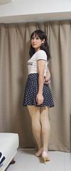 DSC09915 (mimo-momo) Tags: crossdressing crossdresser crossdress transvestite japanese