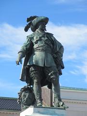 Gustavus Adolphus statue, Gustav Adolfs torg, Gothenburg, Sweden (Paul McClure DC) Tags: gothenburg sweden sverige july2015 göteborg historic architecture sculpture