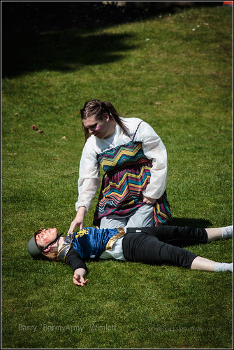 SALTAIRE, Shakespear in the Park-9502