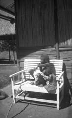 IrianJaya-5-399-010 (Melanesian cultures) Tags: mamberamo ubrub ilaga amgotro hollandia papua irianjaya nieuwguinea meervlakte baliem francisanen franciscaan wisselmeren jaren50 vijftigerjaren nederlandsnieuwguinea papoea zusters broeders
