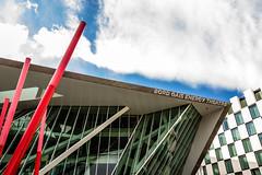 Ireland - Dublin - Docklands - Energy Theatre (Marcial Bernabeu) Tags: marcial bernabeu bernabéu irlanda ireland dublin dublín docklands energy theatre modern moderno moderna design diseño architecture arquitectura