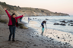 Selfie 2017 (katiewong511) Tags: bowlingballbeach california sonoms low tide sunset schoonergulch north coast point arena long exposure ocean beach state