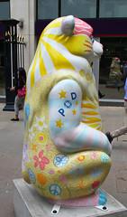 Poddington Side 2 (ahisgett) Tags: birmingham children's hospital charity wild art big sleuth 2017 bearmingham