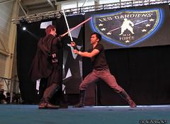 TGSSpringbreak_LesGardiensDeLaForce_016 (Ragnarok31) Tags: tgs springbreak toulouse game show gardiens force jedi star wars obscur art martial combat