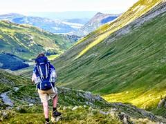 COAST TO COAST WALK 2015 (pajacksonartist) Tags: wainwright wainwrights coasttocoast coast walk walker grisedale ullswater lake district national park cumbria england