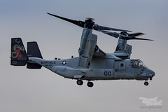 US Marines V-22 Osprey 07 YSSY-8477 (A u s s i e P o m m) Tags: v22 osprey v22osprey usmarines sydneyairport syd yssy mascot newsouthwales australia au