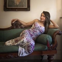 Viviane, out of the rain (jonathan charles photo) Tags: elegant beauty fashion portrait chaiselong france art photo jonathan charles topf100