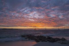 2017-04-23_05-42-49 Orient Beach Sunrise (canavart) Tags: sxm stmartin stmaarten sintmaarten sunrise orientbeach orientbay morning dawn spectacular tropical caribbean fwi