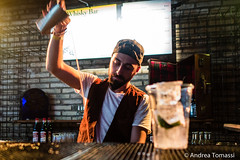 Barman (Andrea.Tomassi) Tags: verde roma cocktail week 2017 lightroom