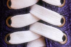 Walking (Daniela 59) Tags: 100x2017 100xthe2017edition image75100 theworldaroundme shoes laces macro closeup macromondays relaxation textures danielaruppel