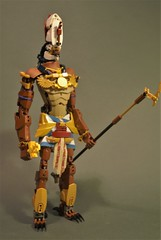 Horus_1 (DARKSIDERZ) Tags: horus moc god bionicle constraction