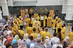 106. The Feast of Saint John, Wonder-worker of Shanghai and San Francisco in Adamovka Village / Свт. Иоанна Шанхайского в Адамовке 02.07.2017