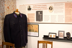 Igor museo, uniform (visitsouthcoastfinland) Tags: visitsouthcoastfinland degerby igor museum museo finland suomi travel history indoor clothes uniform