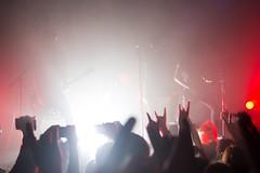 Louna (Liss&Peace) Tags: 700d canon figures light rock cosmonaut club concert louna