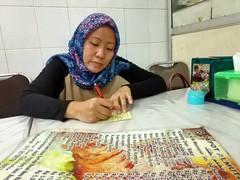 Pesan kambing oven (noor.hilmi) Tags: xiaomi mi5s surabaya ampel rumah makan kambing
