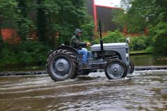 IMG_0476 (Yorkshire Pics) Tags: 1006 10062017 10thjune 10thjune2017 newbyhalltractorfestival ripon marchofthetractors marchofthetractors2017 ford fordcrossing river rivercrossing tractor tractors farmingequipment farmmachinery agriculture yorkshire northyorkshire