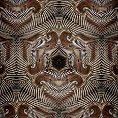 Bonitum plywood art (Bonitum) Tags: 3d surface bonitum pattern cnc ornament plywood