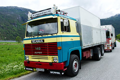 IMG_2641 Scania LBS 110 (JarleB) Tags: hardangertreffet2017 veteranbil veteranbiler lastebil trucks oldtrucks rullestad rullestadjuvet rullestadaktivfritid scania scaniatrucks oldscaniatrucks scanialbs110