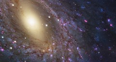 NGC 6744 (geckzilla) Tags: hubble hst spiral galaxy dust legus halpha ultraviolet nearinfrared visible