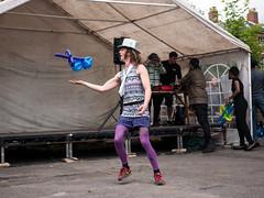 "Ballon dancer @ Sharrow Festival 2017 (Tim Dennell) Tags: ""sharrowfestival"" sheffield 2017 music dance stalls food multicultural community"