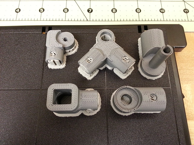 parts after print