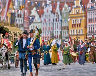 Landshuter Hochzeit - The Landshut Wedding