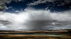 Frente de tormenta (josemcalvol) Tags: tormenta badweather storm cielo sky nubes clouds patagonia river argentina pampa santacruz