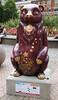 Sun and Moon Bear (ahisgett) Tags: birmingham children's hospital charity wild art big sleuth 2017 bearmingham street sculpture