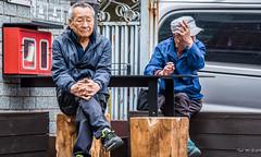 2017 - Korea - Seoul City - 7 of (Ted's photos - For Me & You) Tags: 2017 cropped korea nikon nikond750 nikonfx seoul tedmcgrath tedsphotos vignetting seoulkorea peop sitting seating smoker people