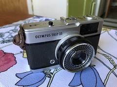 < Olympus Trip 35 > (Mister.Marken) Tags: olympustrip35 camera