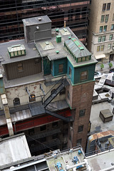 Why Do I Suspect that MC Escher Once Lived in Manhattan? (joe holmes) Tags: escher newyorkcity architecture