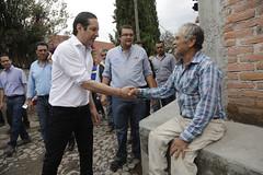(Pancho Domínguez) Tags: lluvias sjr sanjuandelrío querétaro querétaroestáennosotros qro hombroconhombro apoyo inundación xajay starosa