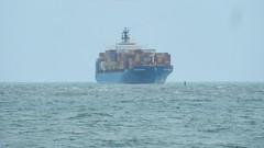 Mare Britannicum (sander_sloots) Tags: ship container fremantle harbour australia perth containerschip haven indische oceaan indian ocean sea zee mare britannicum vessel